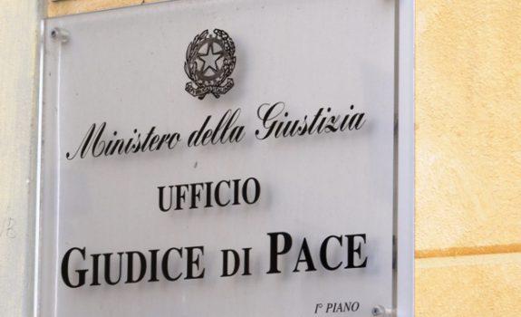 Arriva il GOP: il Giudice Onorario di Pace